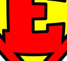 Super E Sticker