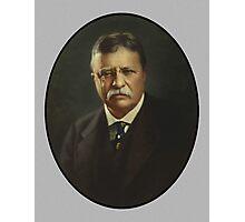 President Theodore Roosevelt Photographic Print