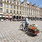 Arras market stall holder by graceloves