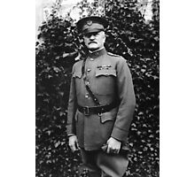 General John J. Pershing  Photographic Print