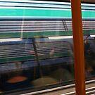 Train Five by Robert Phillips