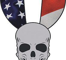 Skull Bunny by auto-pilot