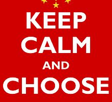 Keep calm and choose Philippines by MrYum