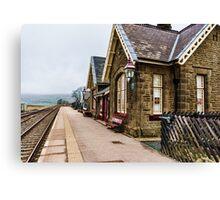 Ribblehead Railway Station Canvas Print