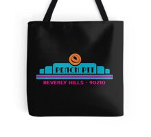 Peach Pit- Beverly Hills 90210 Tote Bag