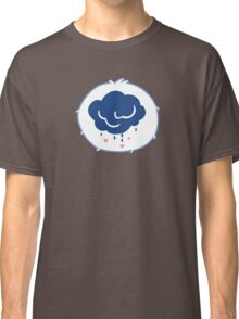 Grumpy Bear - Carebears - cartoon logo Classic T-Shirt