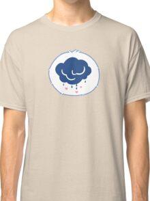 Grumpy Bear - Carebears - cartoon logo Classic T-Shirt