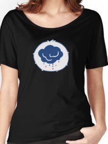 Grumpy Bear - Carebears - cartoon logo Women's Relaxed Fit T-Shirt