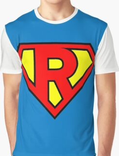 Super R Graphic T-Shirt