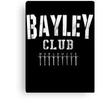 Bayley Club Canvas Print