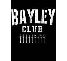 Bayley Club Photographic Print
