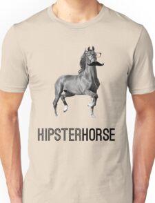 Hipster Horse T-Shirt