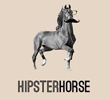 Hipster Horse Unisex T-Shirt