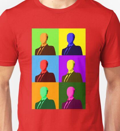 Slendy Warhol Unisex T-Shirt