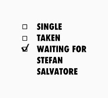 Waiting for Stefan Salvatore Unisex T-Shirt