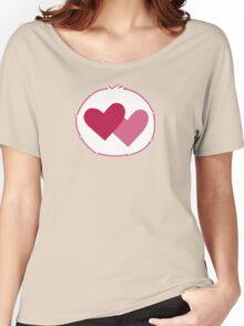 Care-a-lot Bear - Carebears - Cartoon Logo Women's Relaxed Fit T-Shirt