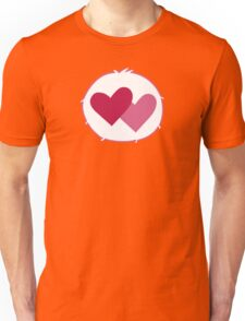 Care-a-lot Bear - Carebears - Cartoon Logo Unisex T-Shirt