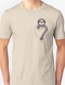 Pocket Sloth T-Shirt