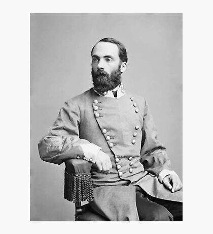 General Joseph Wheeler Photographic Print