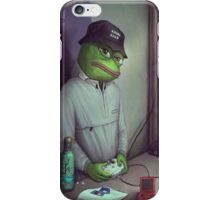 FROG GAMER  iPhone Case/Skin