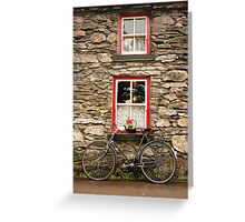 Kerry Cottage Greeting Card