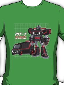 PIT-T Soldierbot of Fortune T-Shirt