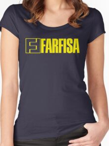 FARFISA TEE Women's Fitted Scoop T-Shirt
