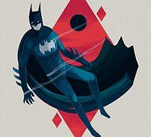 Dark Knight by Reno Nogaj