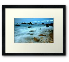 After dawn Corbiere  Framed Print