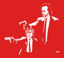 Game of Thrones Pulp Fiction Tyrion & Bronn Kids Clothes