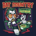 Harley&#x27;s Bat Country by harebrained