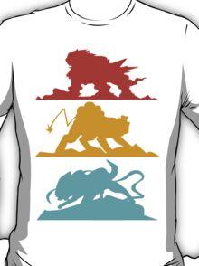 Three Legends (Pokemon) T-Shirt