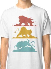 Three Legends (Pokemon) Classic T-Shirt
