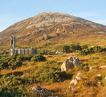 Mount Errigal by Adrian McGlynn