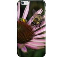 It's Getting Crowded on This Flower iPhone Case/Skin