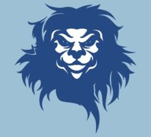 Blue Lion by scotzine
