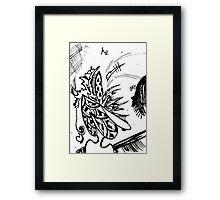 010 Framed Print
