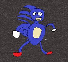 Sanic,Sonic The Hedgehog Unisex T-Shirt