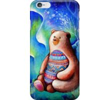 Spirit Bear iPhone Case/Skin
