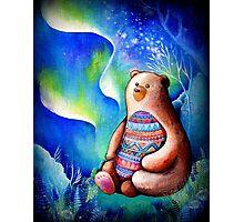 Spirit Bear Photographic Print