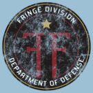 Fringe division logo (vintage color) by karlangas