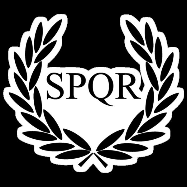 Camp Jupiter - Black Logo by katemonsoon