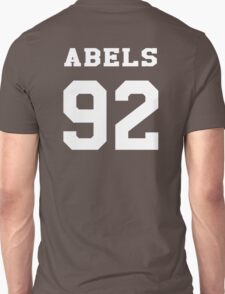 # Abels 92 #Zach abels - White T-Shirt