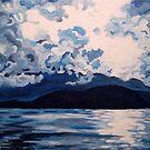 Blue Mountain No.2 by Morgan Ralston