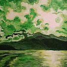 Green Mountain by Morgan Ralston