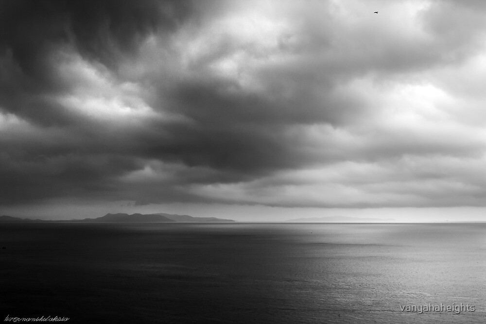Coming of A Storm by vanyahaheights