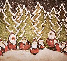Christmas Assembly by Denise Abé
