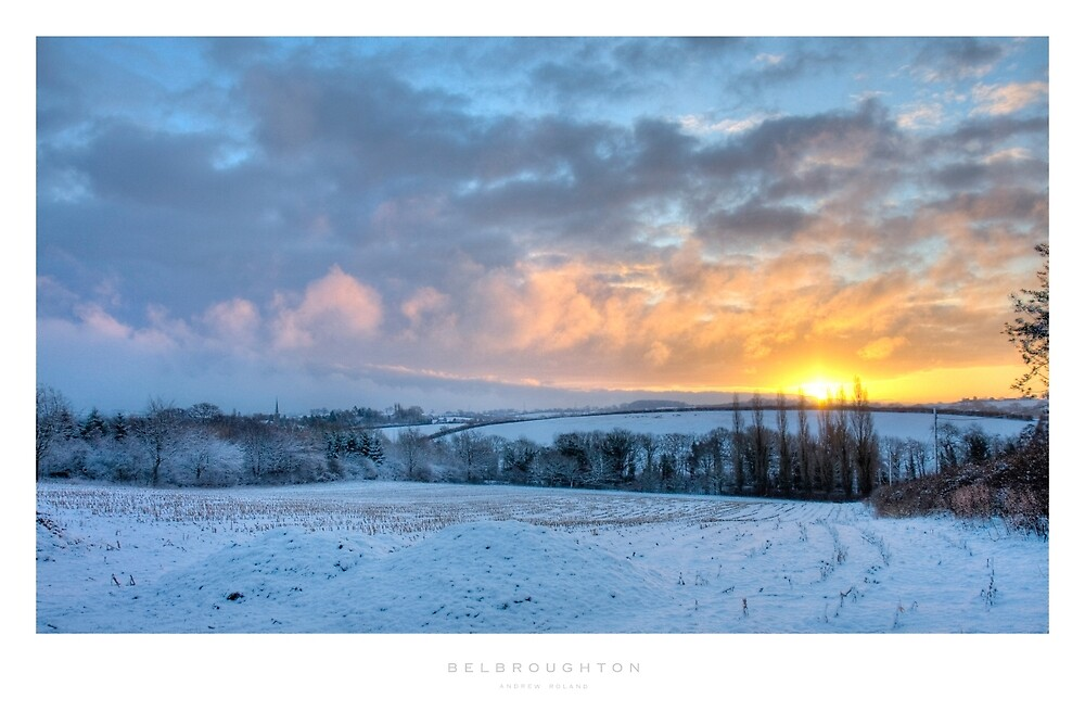 Belbroughton, Worcestershire by Andrew Roland