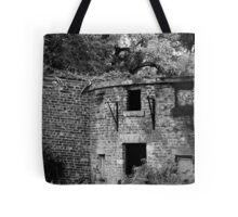 Abandoned Abode Tote Bag