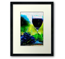 Happy Saturday Framed Print